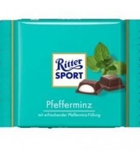 Ritter czekolada miętowa 100g