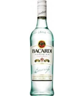 Rum Bacardi Carta blanca 0,7