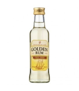 Golden Rum 0,2L 37,5% 20K