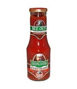 Rybak ketchup Krzepki Radek 310g