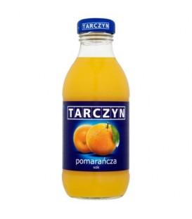 TARCZYN sok pomarańczowy    0,3 l