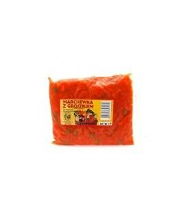 Trakt sałatka marchewka z groszkiem 400g