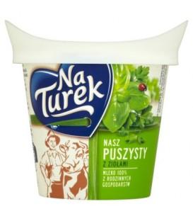 NaTurek Nasz Puszysty z ziołami 140 g