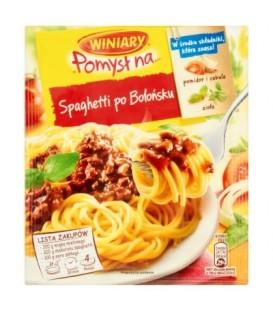 WINIARY POMYSŁ NA Spaghetti po Bolońsku 44g