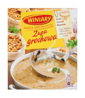 WINIARY zupa grochowa 75g