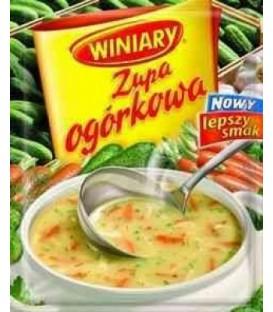 Winiary zupa ogórkowa 48g
