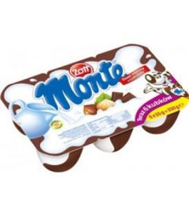 Zott monte czekolada 6x55g