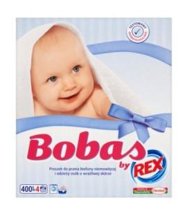 Bobas proszek do prania dla dzieci i niemowlą 400g