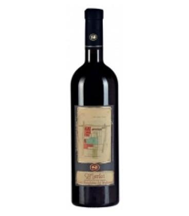 Corti Benedettine. Del Padovano Merlot wina C/WT
