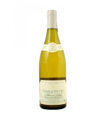 Fra.Bur.Chablis Mont de mielu 2006,Domaine700 wina