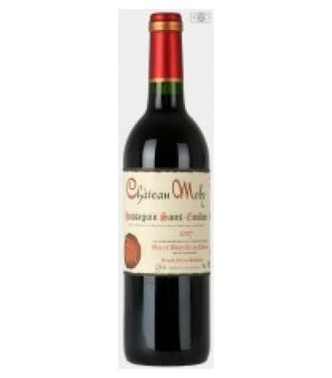 Fra.Chateau Moly Puiss.Saint Emili.R.2007,700 wina