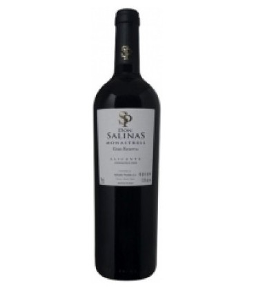 His Don Salinas1999,Monastr.Gran reserva 700 wina