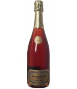 His.Alsina&Sarda Brut Rosado 700ml wina