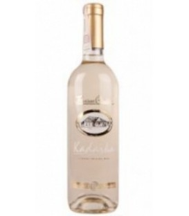 Kadarka wino białe półsłodkie 750ml.