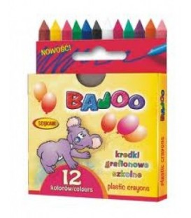 Kredki grafionowe 12 Bajoo