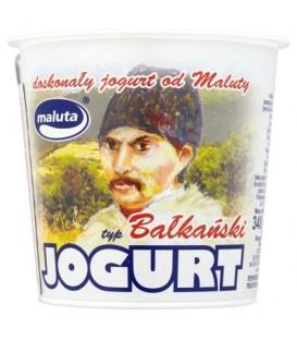 Maluta Jogurt typ Bałkański naturalny 340 g