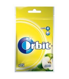 ORBIT APPLE - 25 DRAŻETEK