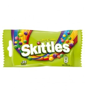 SKITTLES 20% 45,6gr EXTRA ASSORTED