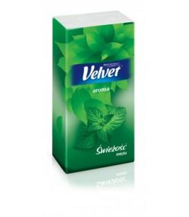 Velvet chusteczki mięta 1szt.