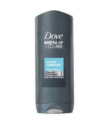 Dove Men plus Care Clean Comfort Żel pod prysznic 250 ml