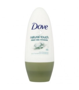 Dove Natural Touch Dead Sea Minerals Antyperspirant w kulce 50 ml