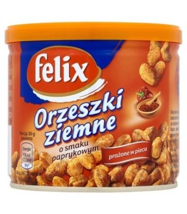 Felix Orzeszki ziemne o smaku paprykowym 140 g