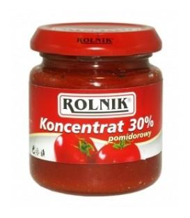 Rolnik Koncentrat pomidorowy 120ml