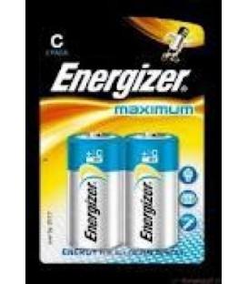 Energizer Maximum C LR14 2szt 1,5V alk.baterie