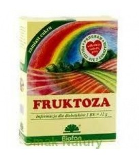 Fruktoza biofan 250g