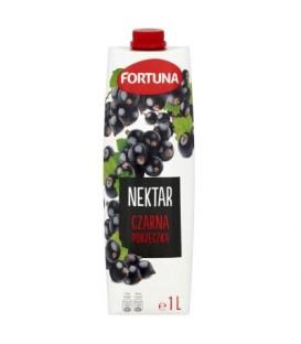 Fortuna Nektar czarna porzeczka 1 l