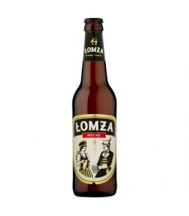 Łomża Mocne Piwo jasne 500 ml