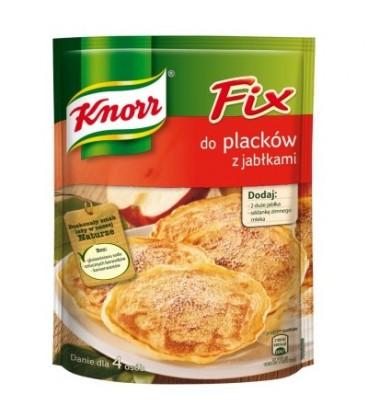 KNORR fix placki z jabłkam185g  185  g