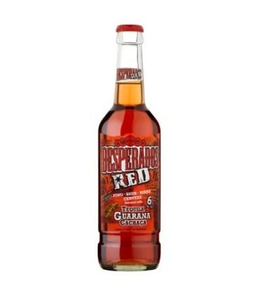 Desperados Red Piwo aromatyzowane 400 ml