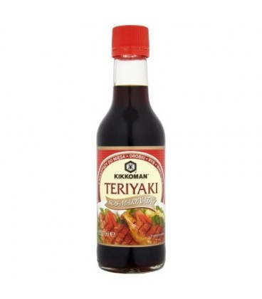 Kikkoman Teriyaki Sos-marynata 250 ml