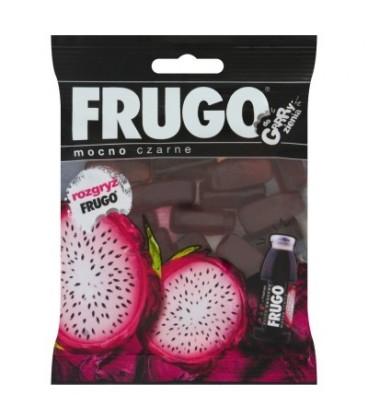 Frugo Czarne Żelki owocowe 100 g