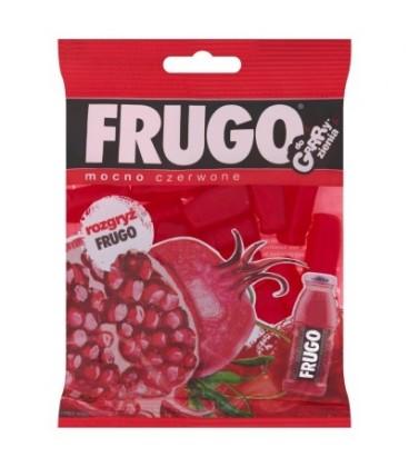 Frugo żelki czerwone 100g