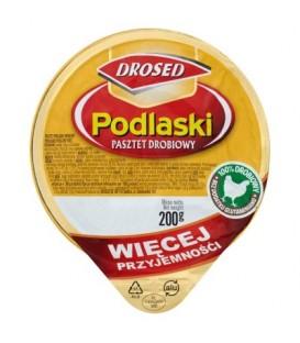 Drosed Podlaski Pasztet drobiowy 200 g