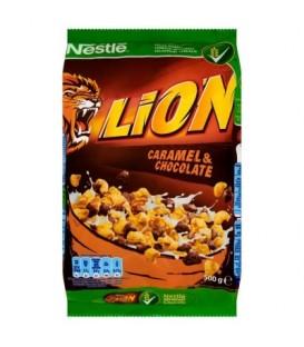 Lion płatki śniadaniowe Pacific 500g