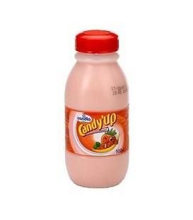 Candia napój mleczny Candy`up truskawka 0,5l