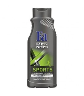 Fa Men Xtreme Sports Żel pod prysznic 400 ml