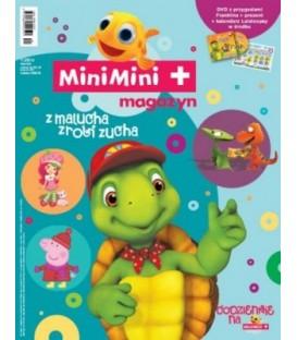 Mini Mini Magazyn+DVD i Niespodzianka