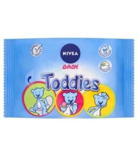 NIVEA Baby Toddies Chusteczki 60 sztuk