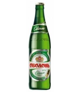 Piwo Obolon Jasne 0,5 L