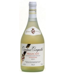 Wł.Frascati DOC Superiore Special Bottle2011 0,75L