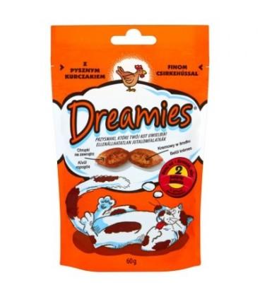 Dreamies z kurczakiem 60g