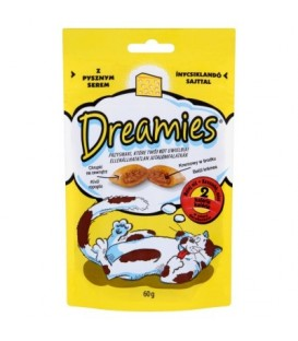 Dreamies z serem 60g