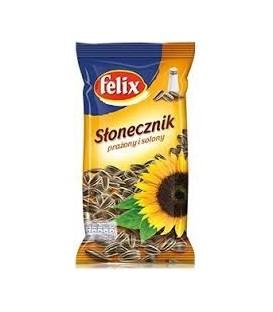 Felix słonecznik prażony solony 100g