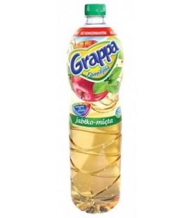 Grappa Familijna jabłko-mięta n/gaz 1,5l
