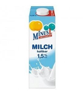 Mleko 1,5% bez laktozy 1l