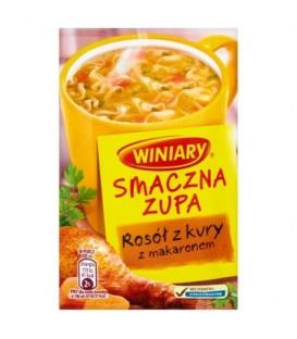 Winiary Smaczna Zupa Rosół z kury z makaronem 12 g